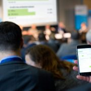 feedbackr events in use at Austrian Innovation Forum
